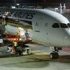 SQ(シンガポール航空)787-10ビジネスクラス搭乗記【世界初就航はシンガポール発バンコク行きSQ970便】