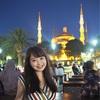 【イスタンブル】旧市街のホテルと夜景。