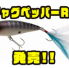 【ティムコ】進化した次世代ポッパー「チャグペッパーRS」発売!