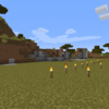 【MinecraftPC版】Part109 サトウキビ自動収穫機の設置