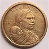伝記:サカガウィア/コインに描かれた女性