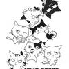 オリジナル猫boxer図案🐱