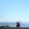 137.キンモクセイのカオリ 日本平から富士を望む KZ1000a2