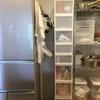 キッチンの収納を見直す①
