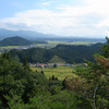 有屋峠とか神室山とかも眺めが得られます