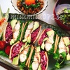 トルコの鯖サンドを高野豆腐で!カレー高野豆腐の鯖サンド