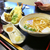 ボリュームたっぷり。うりきれ御麺のからあげ定食@鹿児島市中山町