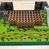 nanoblockでつくる日本の世界遺産 25