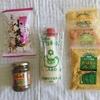 日本で購入し、アメリカに持ち込んだ食材。