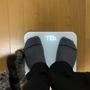 安くてスタイリッシュな体重計MASARUを購入しました