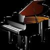 ジャズ風にピアノ即興演奏しました!