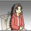 恨みを晴らすトイレットペーパー【web漫画】