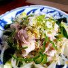 本日の朝食惣菜は中華風冷しゃぶサラダ<おうちごはん>