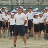 運動会総練習パート2 応援合戦 青組