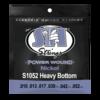 機材紹介アドベントカレンダー 2 ギター弦 SIT S1052 Heavy Bottom