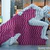 【NYお役立ち情報】ワールドトレードセンターから徒歩5分!ニューヨークのダウンタウンで缶詰めアート展「Canstruction」開催中!