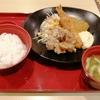 【ジョイフル:食レポ】日替わり昼膳(土曜日:ミックスフライ膳)