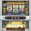 岡崎産業「ラッキージャックポット」の筐体&情報