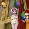 春の妖精祭り☆妖精の国の新作家具と紫色チューリップ傘よかったですよ♪