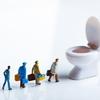 狭くて少ない賃貸のトイレ収納スペースを攻略しよう!
