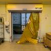 一宮市 某食品工場 シートシャッター更新工事
