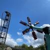 ロンドンから1時間ほどで行ける絶叫系遊園地ソープパーク(Thrope Park)の魅力を紹介します