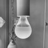 コイズミ照明のショールーム訪問、照明プランの確認とキッチン上のペンダントライトを吟味