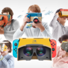 【任天堂】Nintendo Labo VR Kit が4月12日に発売!Toy-ConでVRゲームがプレイできるぞ!