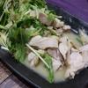 鶏の茹で方 ~ 具だくさん野菜と 鶏肉のサラダ