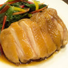 簡単な油鶏水で鶏肉の醤油煮