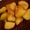 ジャガイモを生姜と一緒に煮込んで仕上げに一味唐辛子をかけたらピリピリホクホクしたおつまみになった
