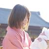 2019年1月 今年最初のお宮参り・お食い初め 出張撮影 @根津神社・文京区【あおぞら写真館 出張撮影】