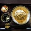 中山寺駅徒歩5分「そば処 いっ時あん」もりそばを食べてきました