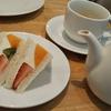 【フルーツクリーム ホットケーキに感動】ホットケーキパーラー フルフル 赤坂店