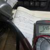 2号機(MC21) スロットルポジションセンサー点検