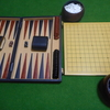 バックギャモンVS囲碁 ボードゲーム異種対決