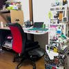 手作り塗装ブースを実際に使った感想とみー子のガンプラ作業スペースを大公開