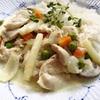 フライパン一つでできる鶏のフリカッセHühnerfrikassee と長女の修学旅行(日本との違い)