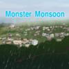 短編童話 Monster Monsoon - 世界で一番雨が多い場所