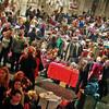 Nacht Flohmarkt ミュンヘン 夜のフリーマーケット