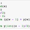 第2回:  Pythonで中央値と平均値を求めるプログラムとグラフを作ってみた
