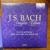 バッハ全集 全部聞いたらバッハ通 CD13 BWV1013,1030,1032,1034,1035 フルートソナタ
