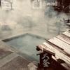雪の野沢温泉レトロ散歩