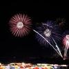 亀岡平和祭保津川市民花火大会