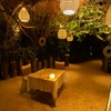 ジャングル ハイダウェイで 「焼き鳥ディナー」 クダドゥモルディブ・プライベートアイランド