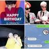 G-DRAGONの誕生日を祝う投稿が続々!BIGBANGメンバーをはじめヤン・ヒョンソク代表もお祝い
