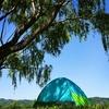 週末デイキャンプとお散歩in安曇野