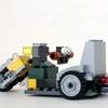 レゴ:バイク・トライクの作り方 LEGOクラシック10696だけで作ったよ(オリジナル)
