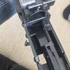 CYMA AK101のチャンバー固定作業