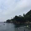伊豆の穴場 海水浴 浮島海岸